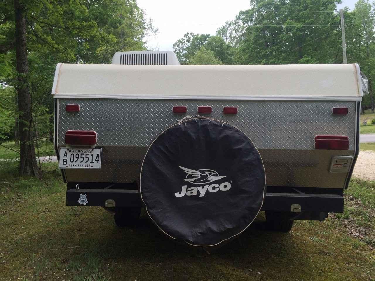 Pop Camper Baja Jayco