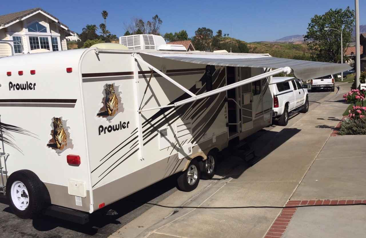 fleetwood prowler travel trailer wiring diagram rv converter best library