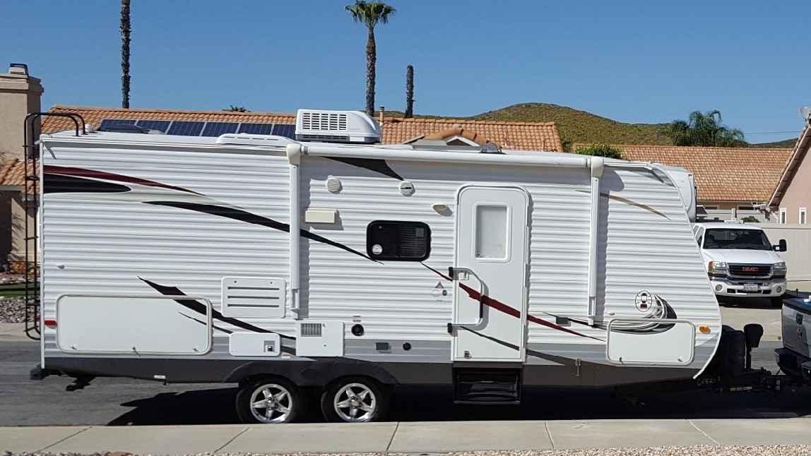 2013 Used Dutchmen COLEMAN Travel Trailer in California CA