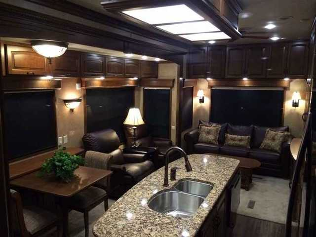 3 piece table set for living room ikea inspiration 2014 used drv elite suites 38rssb3 fifth wheel in ...