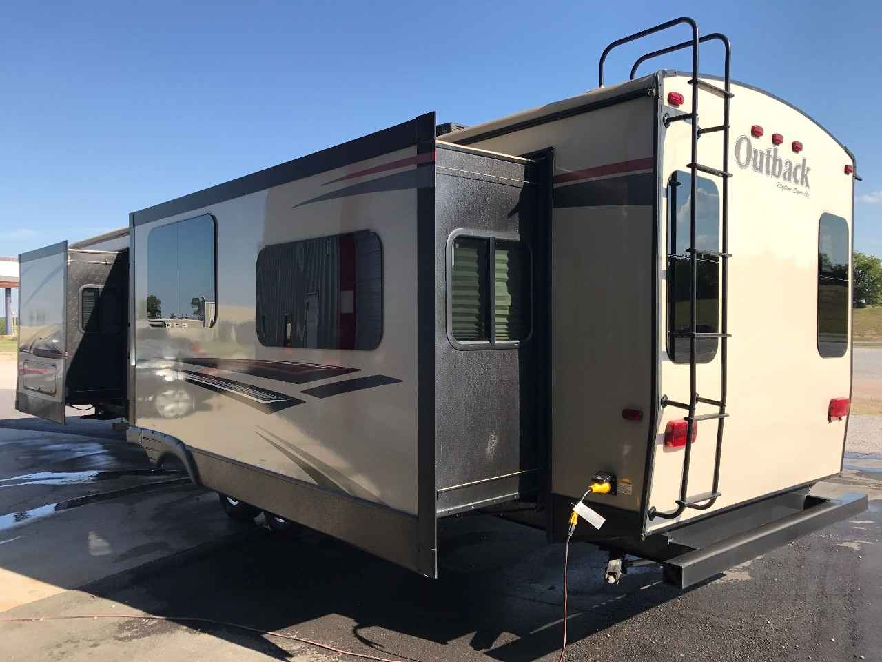 Slide Travel Outs Trailers