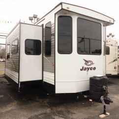 Travel Trailer V Front Obd0 To Obd1 Jumper Harness Wiring Diagram 2017 New Jayco Bungalow 40loft Living Room Triple Slideout W/lof Park Model In Jersey Nj