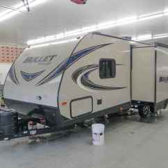 Travel Trailers With Rear Kitchen Residential Hood Fire Suppression System 2017 New Keystone Bullet 248rks