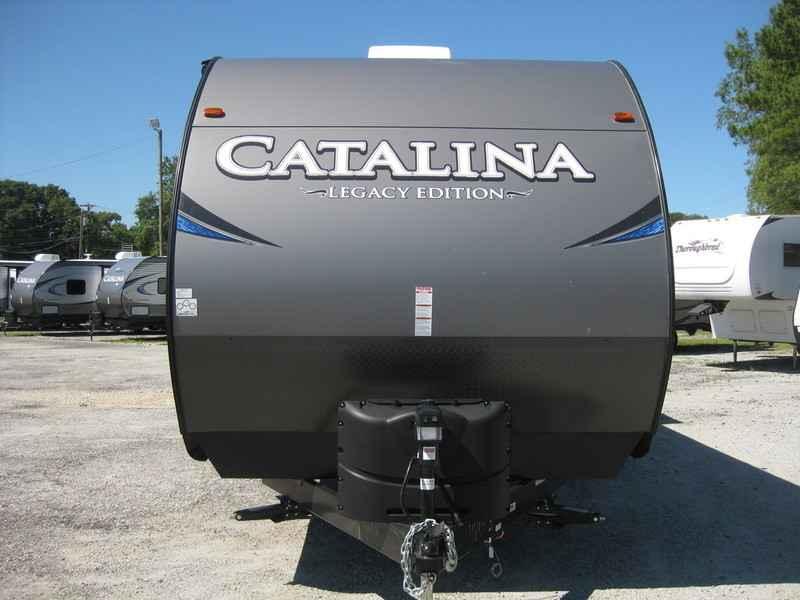 2018 New Coachmen Catalina 333 RETS Travel Trailer In
