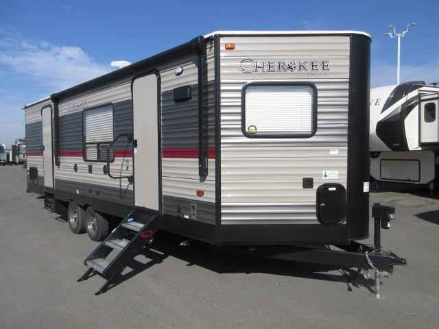 front kitchen travel trailer rug set 2018 new forest river cherokee 234vfk two entry doors in california ca