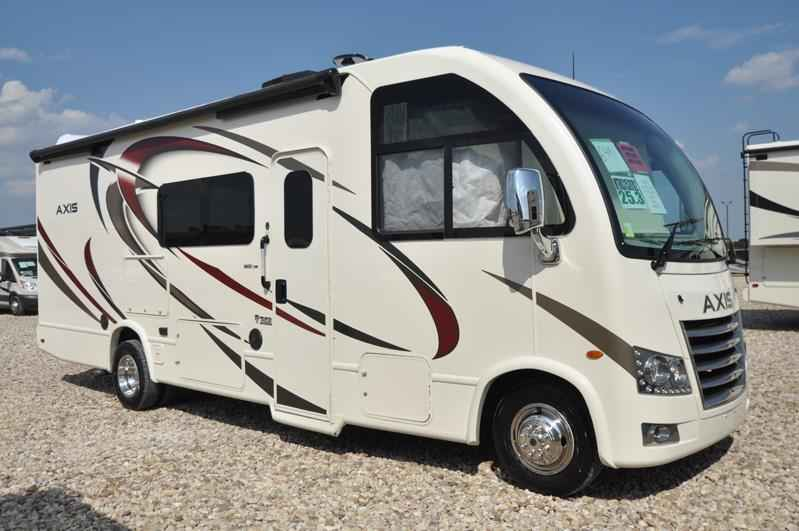 2018 New Thor Motor Coach Axis 25.3 RUV For Sale At MHSRV