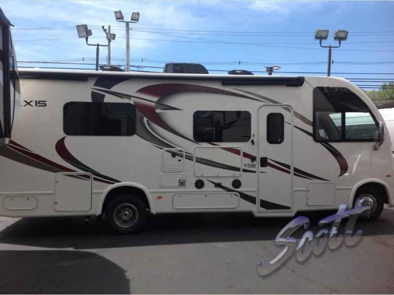 2018 New Thor Motor Coach Axis 25.5 Class A In New Jersey NJ