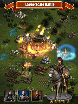Clash of Kings 5.03.0 Apk + Mod Android download 2
