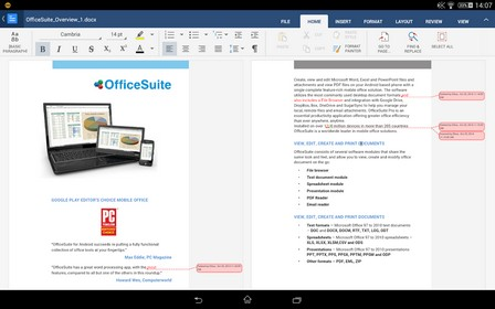 Download OfficeSuite 10 Pro + PDF Premium 10.23.32424 apk unlocked ...