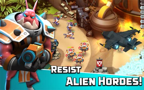 Alien Creeps TD Apk Mod Download