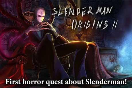 Slender Man Origins 2 Saga