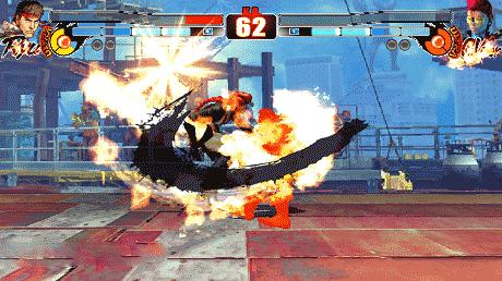 Street Fighter IV v3.4 Apk + Data for Android