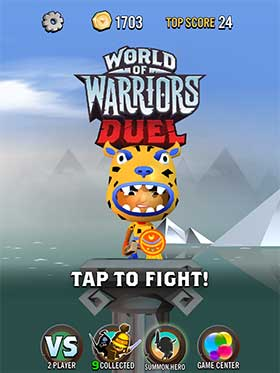 World of Warriors Duel