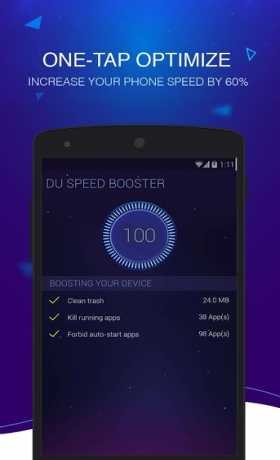 DU Speed Booster Cache Cleaner