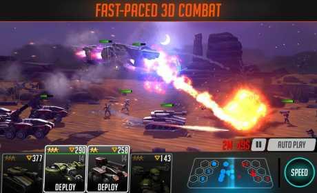 League of War Mercenaries Apk Mod Download