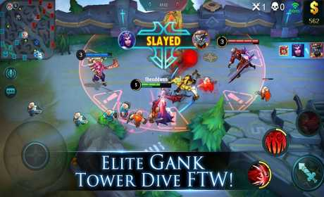 Mobile Legends: eSports MOBA