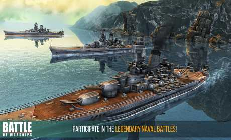 Battle of Warships APK 1.62.2 Mod + Data(Gold Unlocked) Android