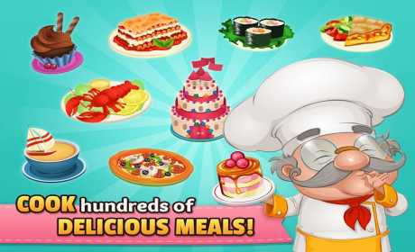 World kitchen 1 6 1 apk mod android android nucleus for Kitchen queen mod apk