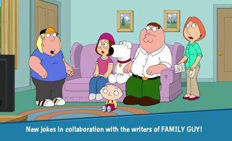 Family Guy The Quest for Stuff Apk Mod Download