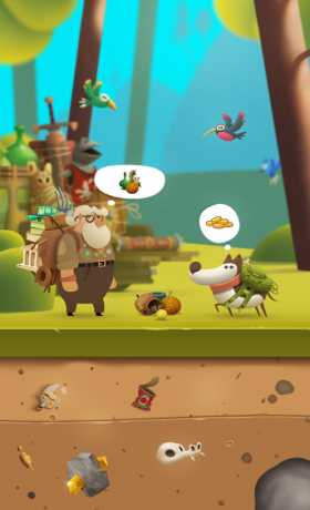 Trucchi My Diggy Dog 2.309 Apk + Mod (Money illimitato) per Android