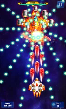 Space Shooter : Galaxy Shooting
