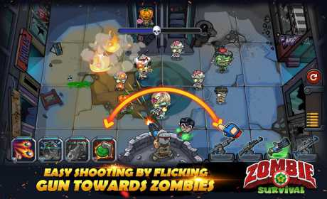 Trucchi Zombie Survival: Game of Dead 3.1.6 Apk + Mod (Money) per Android