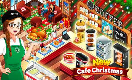 Trucchi Cafe Panic: Cooking Restaurant 1.10.6a Apk + Mod (Money illimitato) per Android