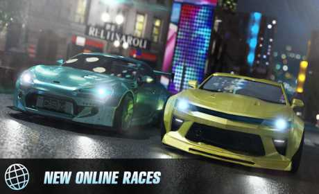 Trucchi Drag Battle Racing 3.10.19 Apk + Mod (Monete illimitate) + Dati per Android