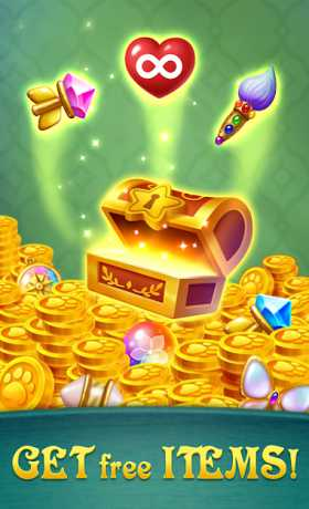 Trucchi Gem Blast: Magic Match Puzzle 1.1.5 Apk + Mod (Coins / Booster / Adfree) per Android