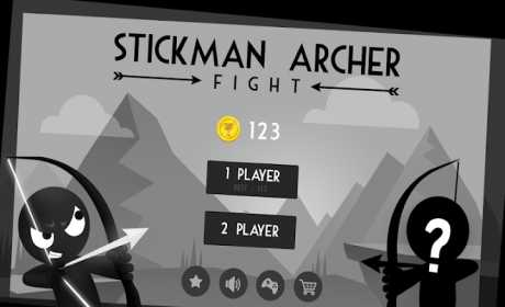 Stickman Archer Fight