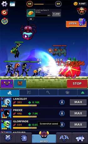 Stickman Revenge 3 Mod Apk : stickman, revenge, Stickman, Heroes:, Monster, 1.0.20, (Unlimited, Money), Android