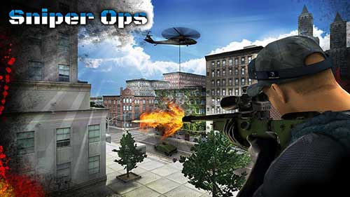 Sniper Ops 3D Shooting Game Apk Mod Data