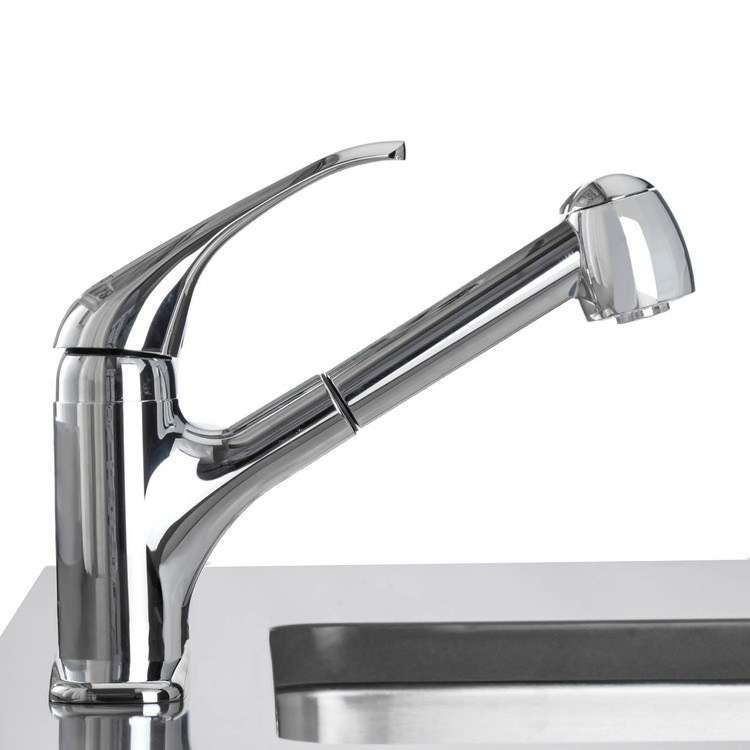 kitchen faucet with handspray the game american standard 4205.104.002 - reliant+