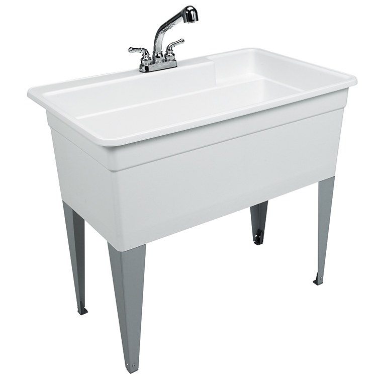 Mustee 28CF  Big Tub Utility Sink