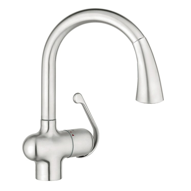 Grohe 33755sd1  Ladylux Kitchen Faucet