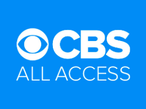 Image result for cbs all access logo