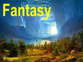 fantasy screensaver roku channel
