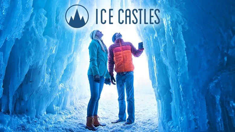ice castles wisconsin dells