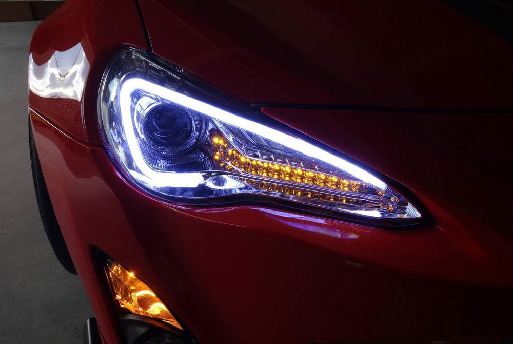 Jeep Halo Lights