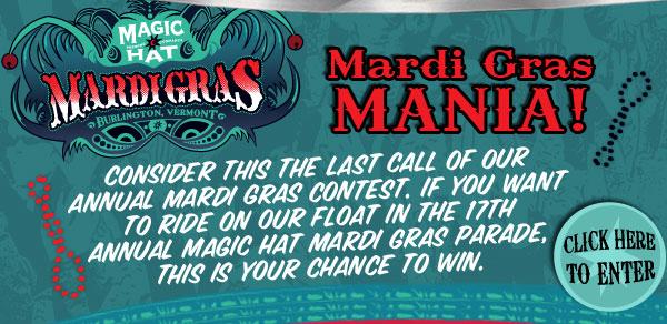 Mardi Gras Mania