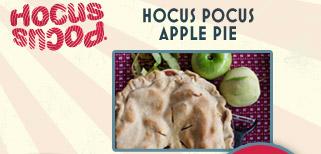 Hocus Pocus Apple Pie