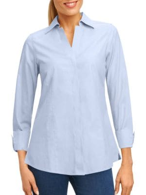 Taylor Button-Front Shirt