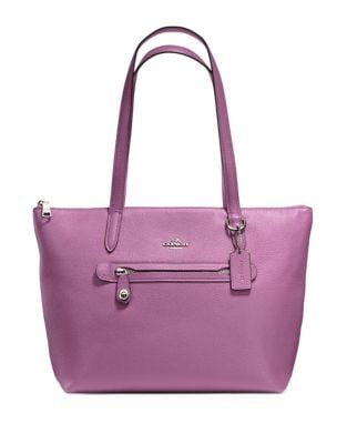 Taylor Leather Tote