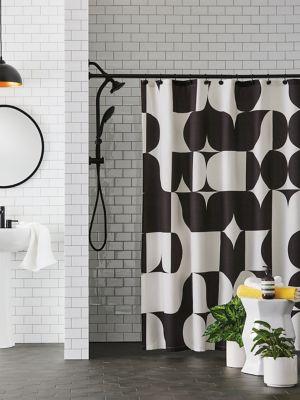 shower curtains bathroom accessories