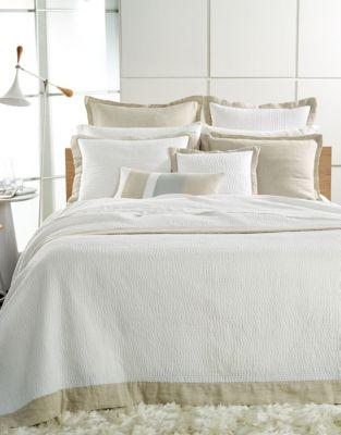 natural linen euro pillow sham