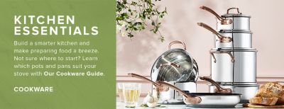 kitchen to go buffet ikea home essentials food drink thebay com pots and pans with copper accents at