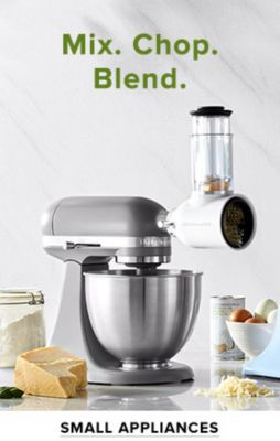kitchen appliance green towels home essentials small appliances thebay com kitchenaid mixers and electric attachments at