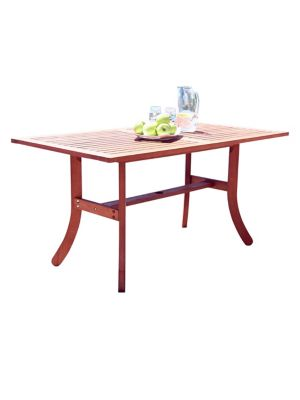 table repas d exterieur a pattes courbes malibu