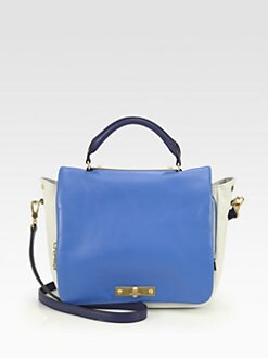 Marc by Marc Jacobs - Goodbye Columbus Colorblock Top Handle Bag