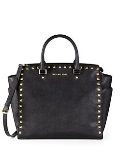 MICHAEL MICHAEL KORS - Large Studded Tote Bag